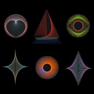 Free String Art Patterns