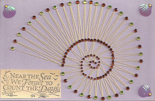 String Art shell